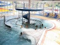 Termál Centrum Galandia - Vodný svet