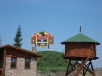 Ranč na Striebornom jazere